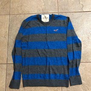 Men's XS American Eagle striped sweater
